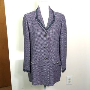 St.John collection by Marie Gray blazer